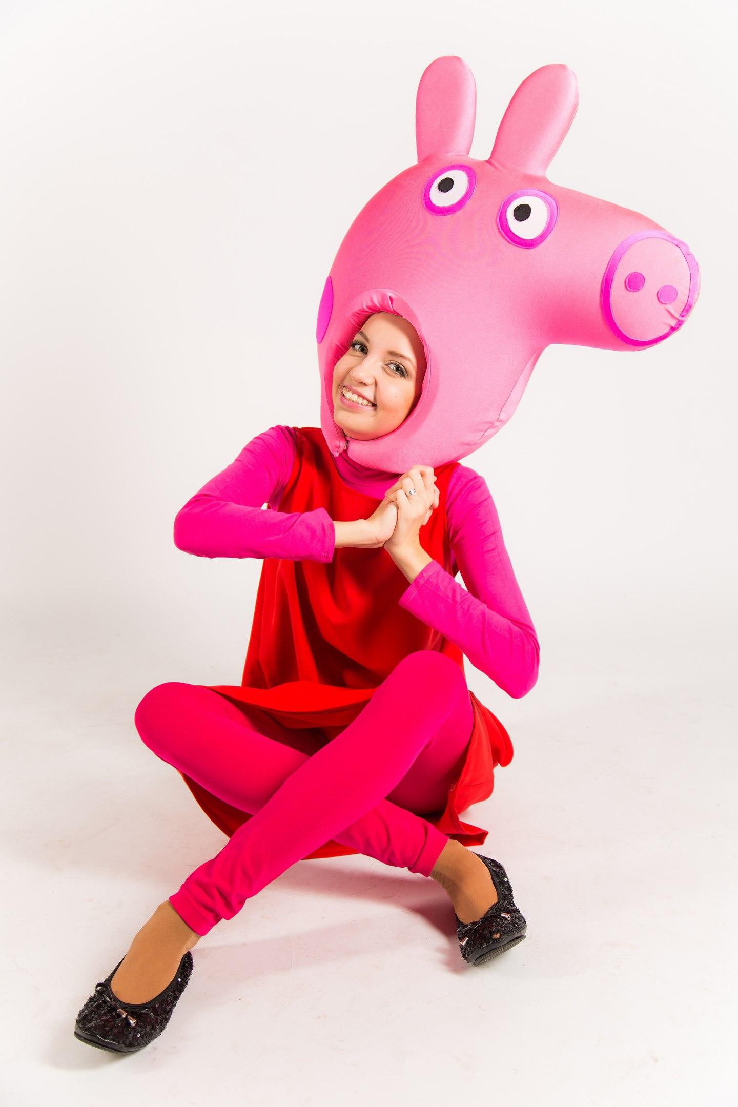 Аниматор для малышей, Свинка Пеппа на детский праздник Москва